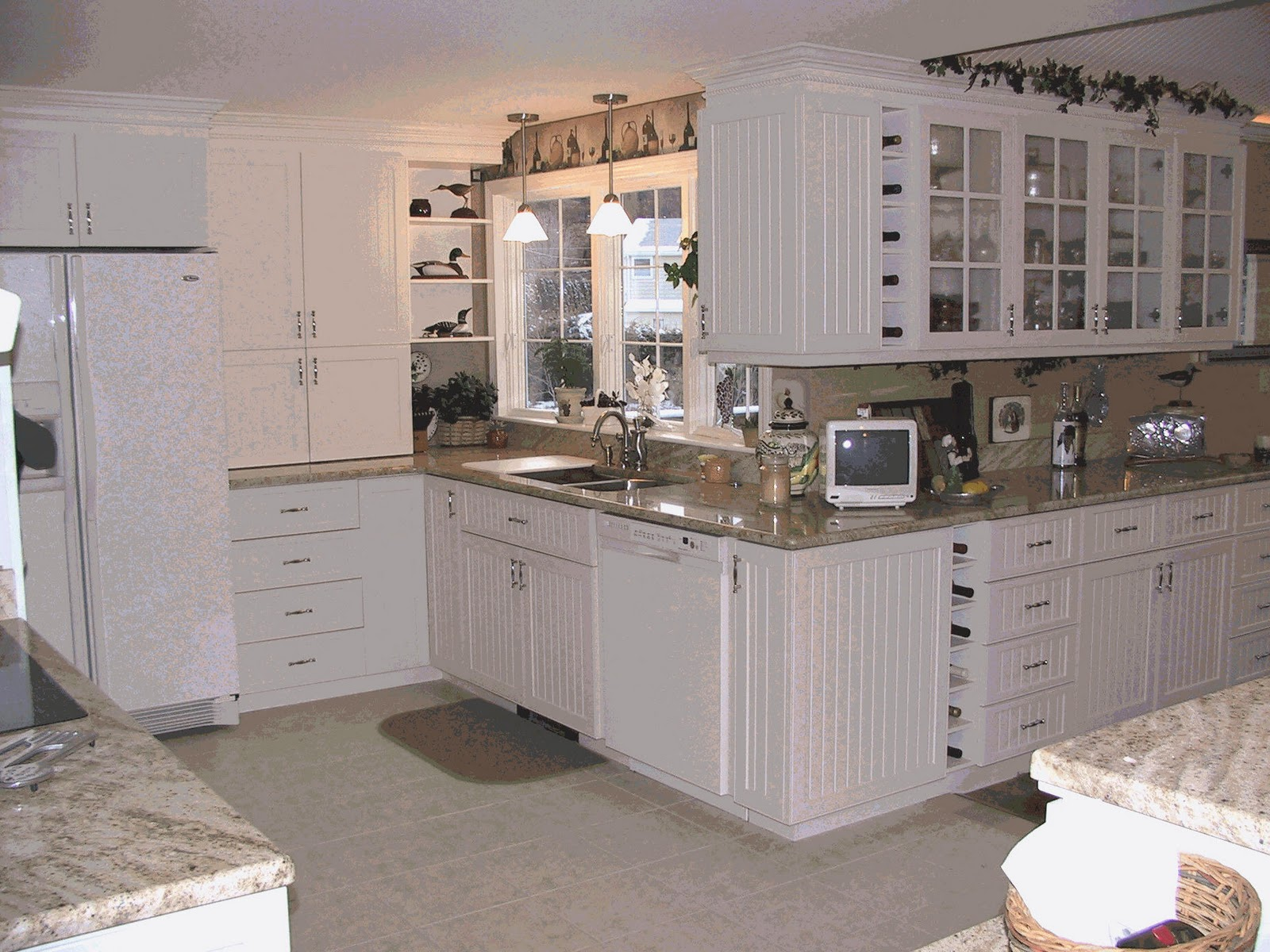 Well-known Beadboard Kitchen Cabinets Design 2011 WR32