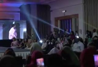 عروض أزياء مختلطة للمرة الأولى في السودان