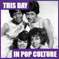 The Marvelettes help Motown to receive it's first #1 single.
