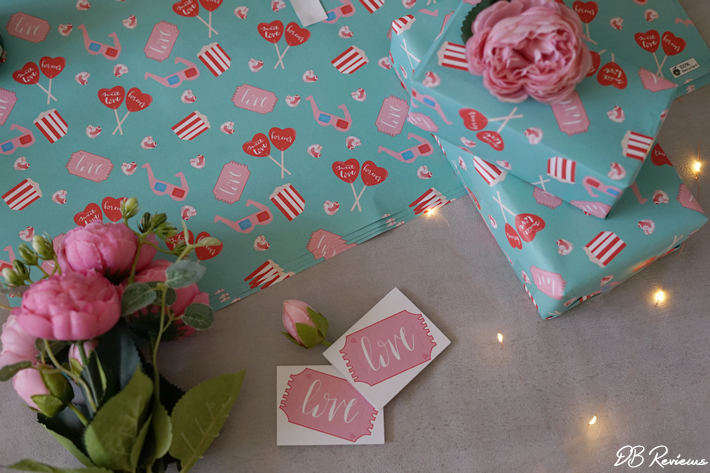 Eco-friendly wrapping paper and gift tags from Curlicue