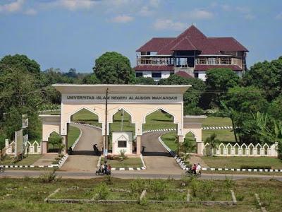 Pendaftaran Ulang Jalur SPAN PTKIN 2015 UIN Alaudddin Makassar