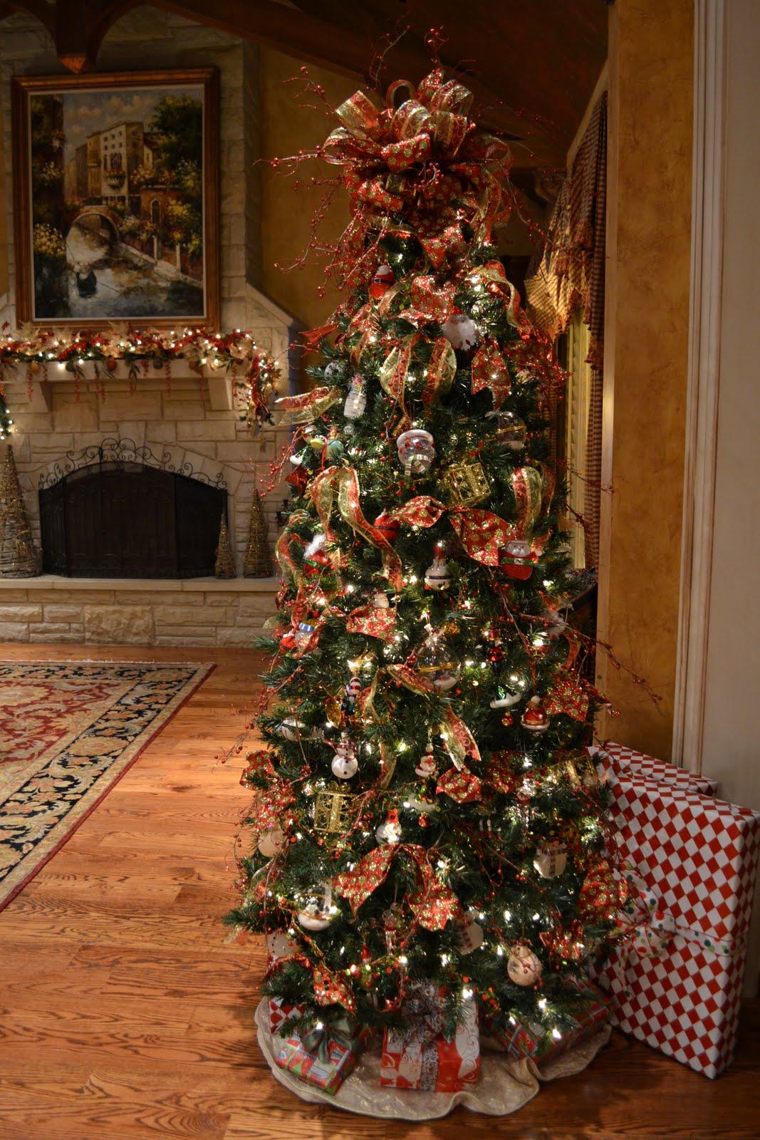 Kristen's Creations: Elegant Whimsical Christmas Tree