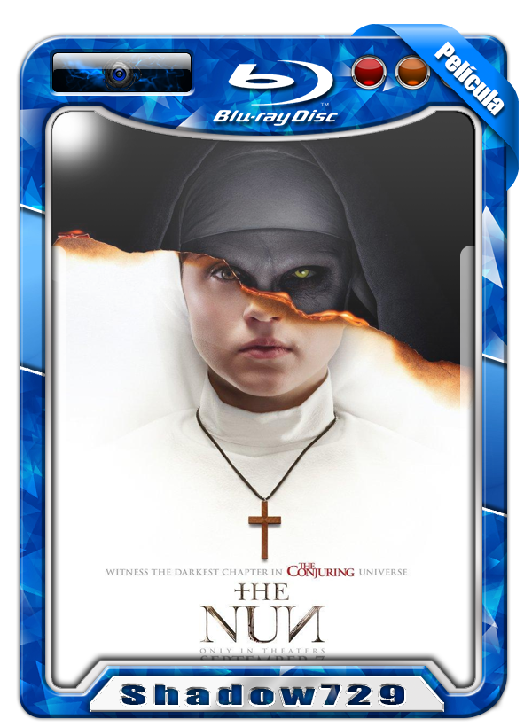 The Nun (2018) | La Monja [BrRip 720p H264 Dual Mega]