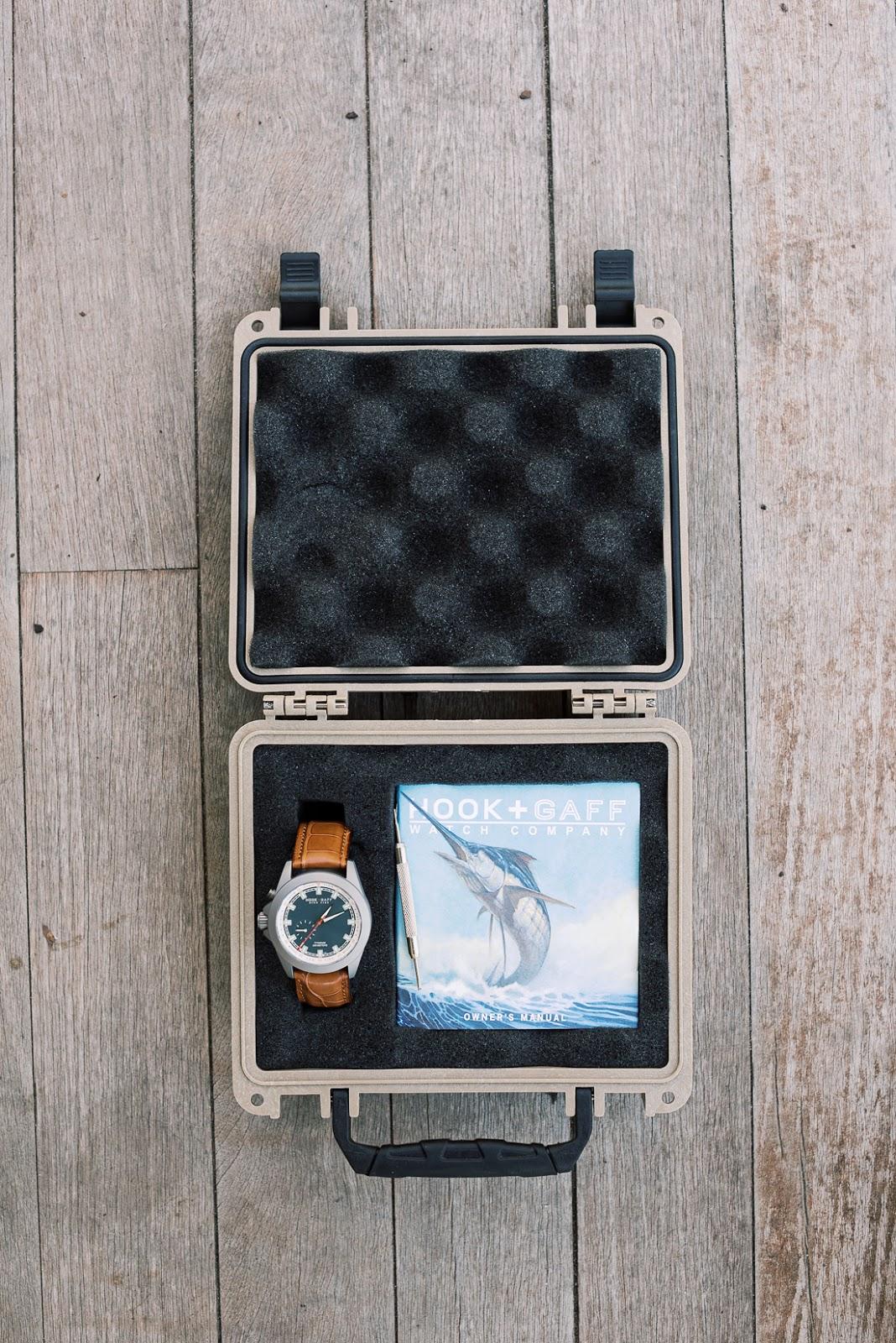 Hook & Gaff Watch Company - Chasing Cinderella