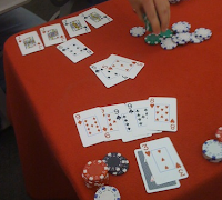 Quad jacks beat quad nines in my 'Poker in American Film and Culture' class