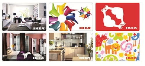 Christmas ideas: Ikea Gift Card   missyblurkit