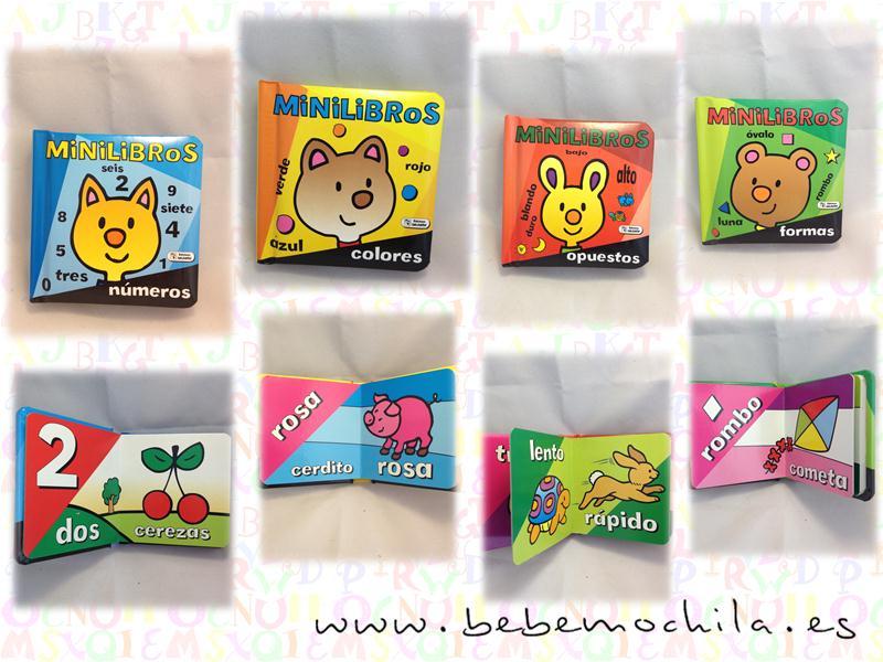 Bebe Mochila Blog: Libros para Bebes