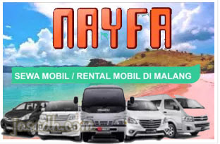 Rental Mobil Malang di NAYFA Trans - Recommended