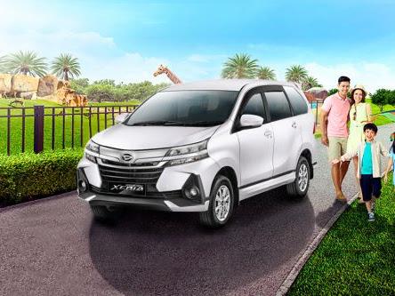 Grand New Xenia: Mobil Keluarga Idaman