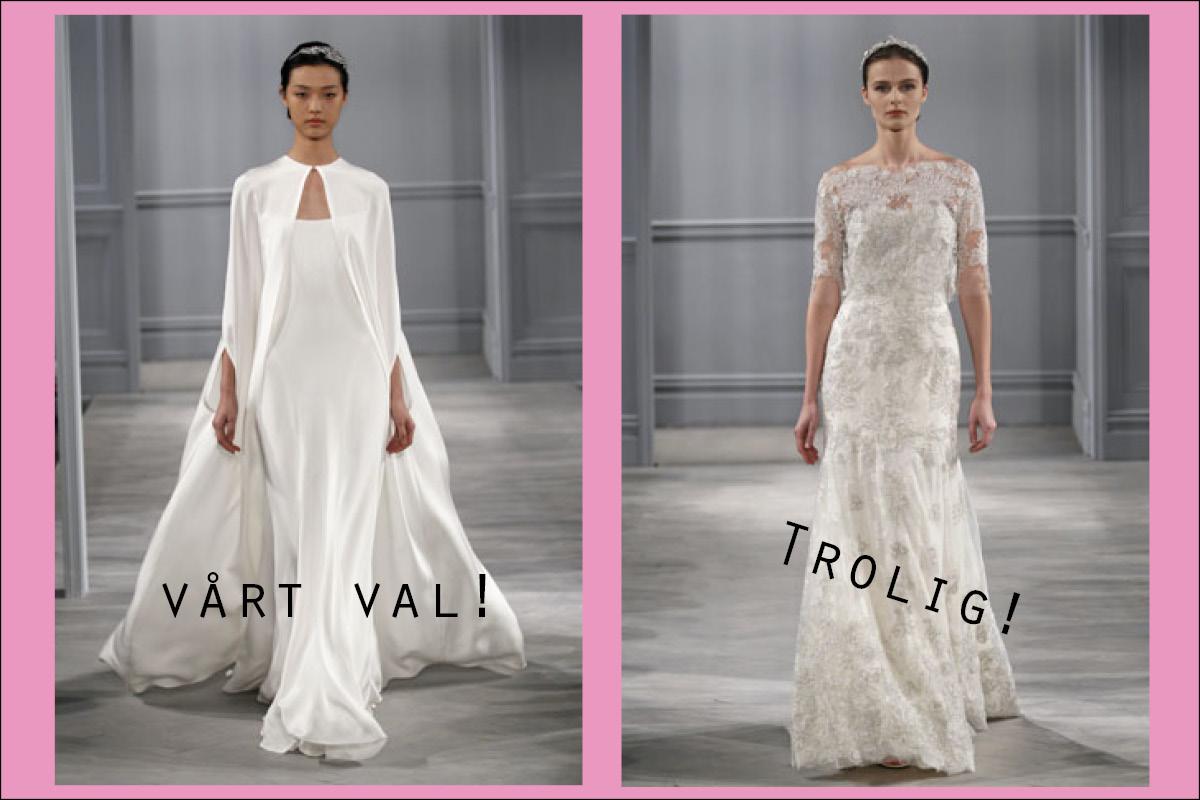 c55bc122b91a Kungligt bröllop: hur kommer Prinsessan Madeleines brudklänning se ...