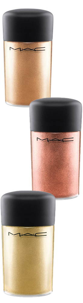 MAC Pro Pigments Gold/0.15 oz