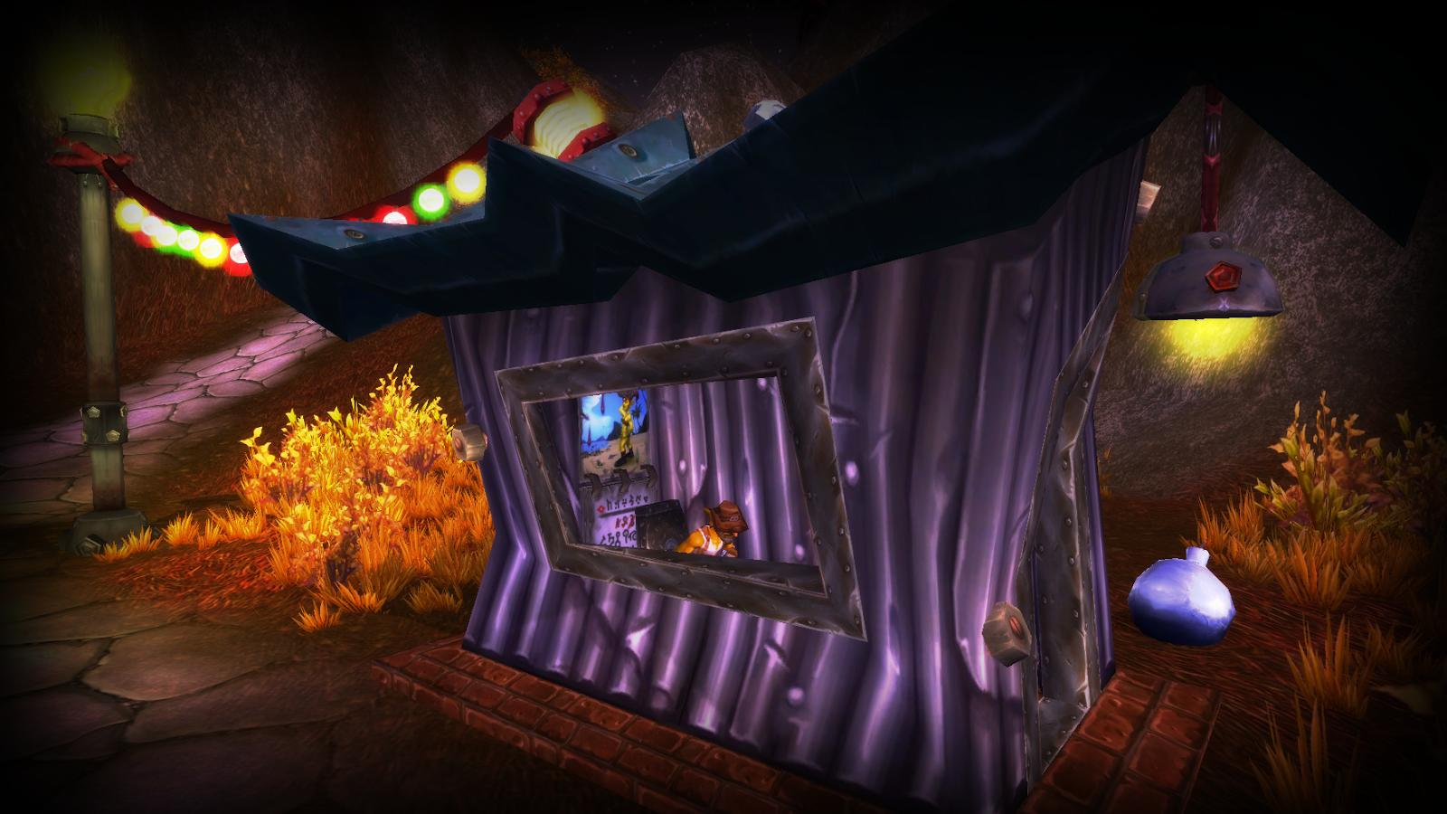 World of Warcraft Azshara