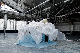 Expo : Faire l'autruche - Vanina Langer au Garage Amelot - Visites sur rendez-vous - Jusqu'au 25 mai 2021