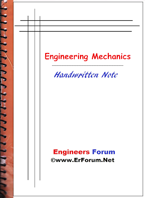 engineering-mechanics-note-book
