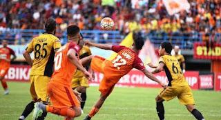 Borneo FC vs Mitra Kukar 5-4 Highlights Piala Gubernur Kaltim