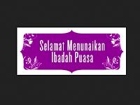 Kata Kata SMS Ucapan Selamat Menunaikan Ibadah Puasa Ramadhan 1438 H 2017/2018