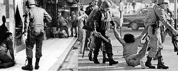 pembantaian ribuan orang dalam perang kotor argentina oleh junta militer