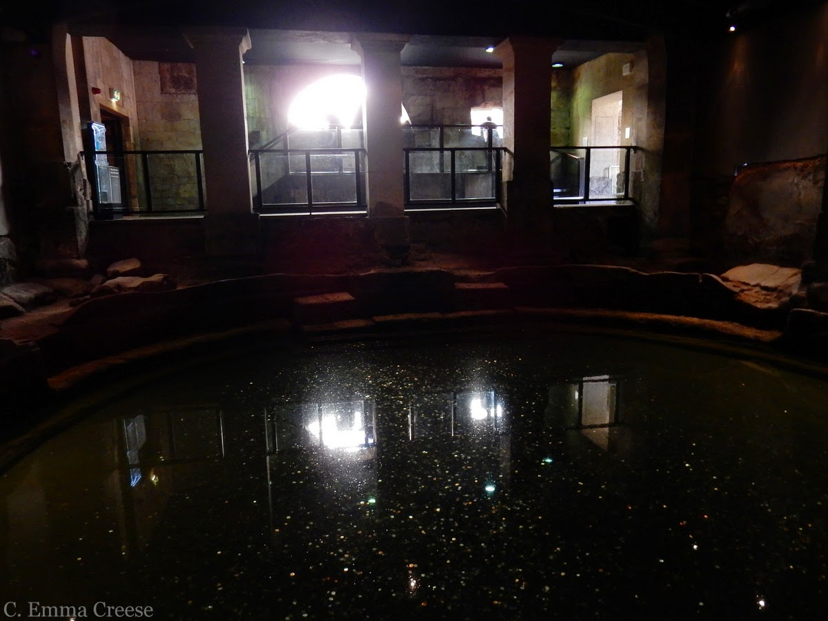 Ancient Roman Baths Adventures of a London Kiwi