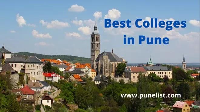 Best Colleges in Pune