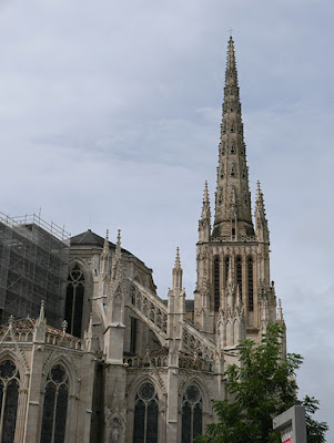 Bordeaux cathedral