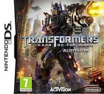 Rom Transformers The Dark of the Moon NDS