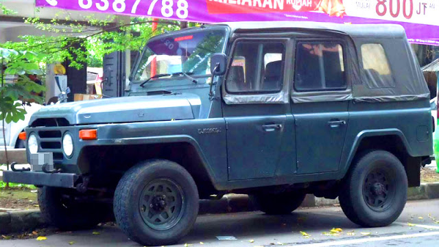 Beijing Jeep BJ 2020 TNI