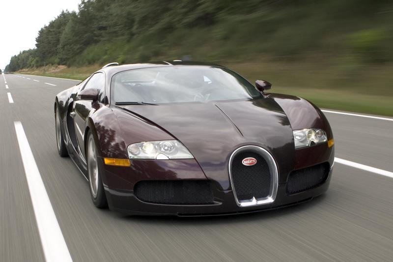 Bugatti vinh danh 'vua tốc độ' Veyron 16.4