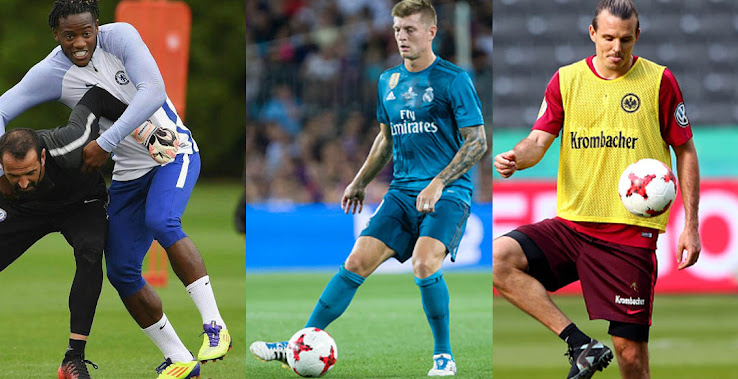 8f99c3560807 However, there are some players that do not switch boots whenever the big  bands are releasing a new colorway. Here are 12 players that are wearing  old boots ...