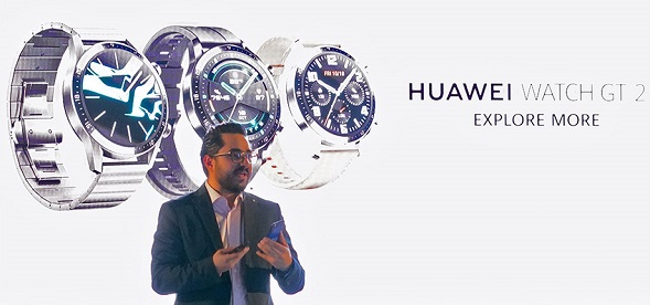 HUAWEI nova 5T and HUAWEI WATCH GT 2 - Specs, Features, Price and Saudi Arabia