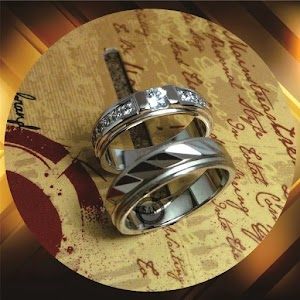 cincin paladium perak p5277