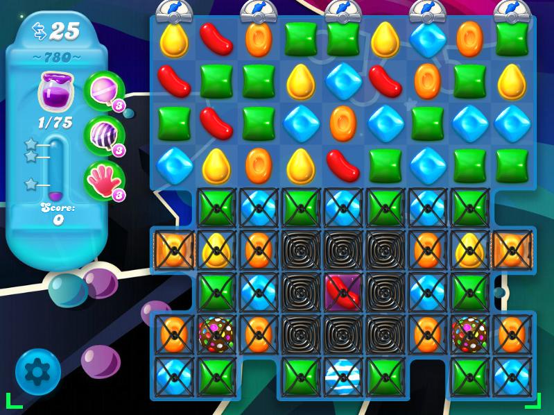 Candy Crush Soda saga 780