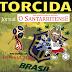 Torcida O Santarritense na Copa do Mundo