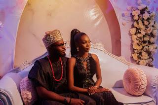 Ogun Agogs As Goodnews Ties The Knot With Adesunloye