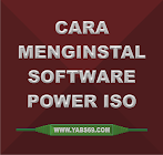 Cara Menginstal Software PowerISO dan Mount File ISO