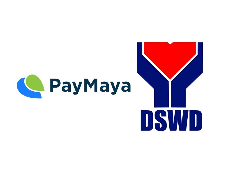 DSWD distributes AICS assistance via PayMaya