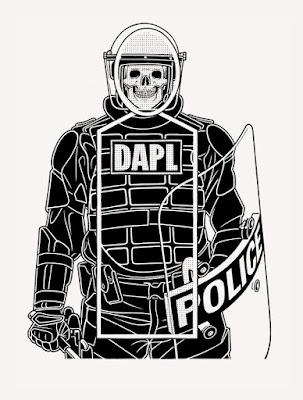 mike giant DAPL Target print