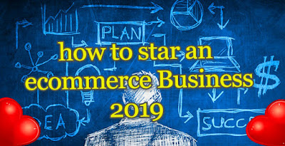 how to star an ecommerceBusiness?