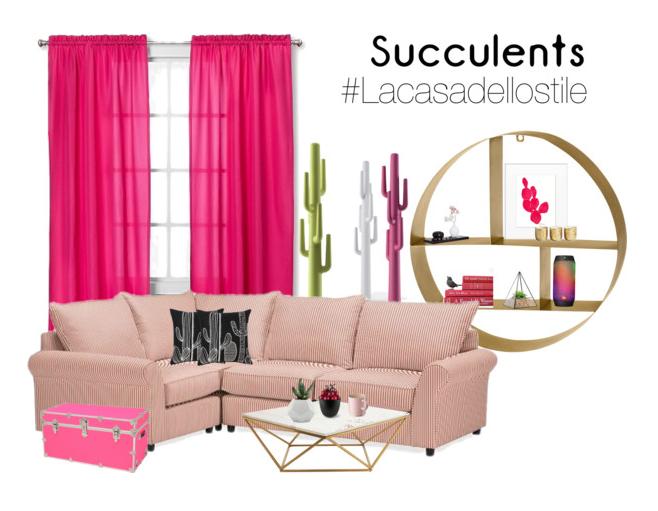 Decorare con i cactus la casa dello stile for Come decorare lo stile vittoriano