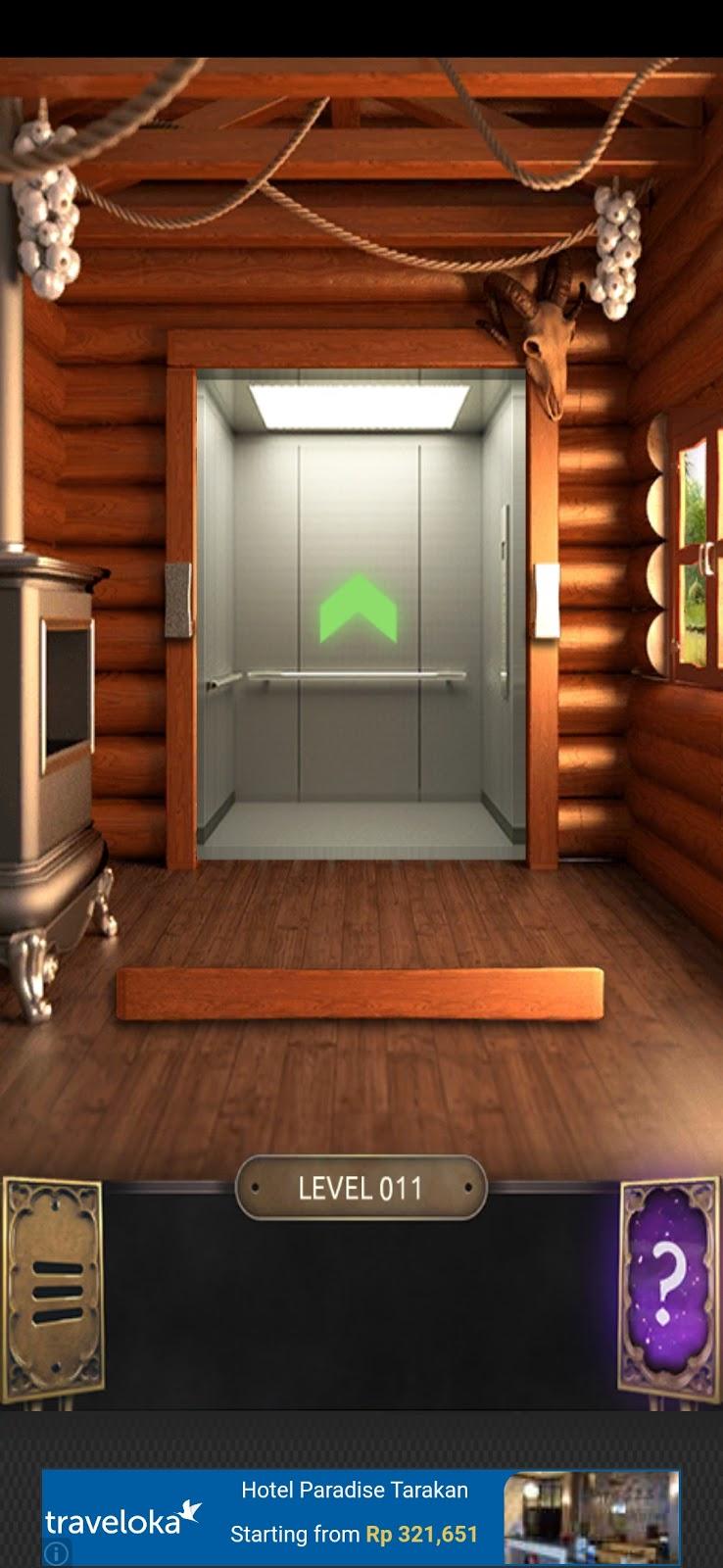 Kunci Jawaban 100 Doors Game Escape From School : kunci, jawaban, doors, escape, school, Doors, Challenge, Level, Answer