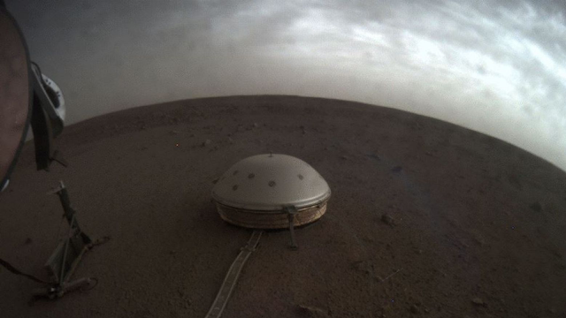 Seismic Experiment for Interior Structure device on Mars.