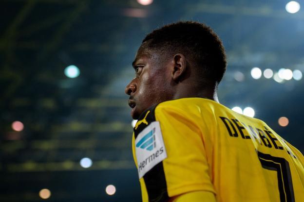 Dembele bất ngờ biến mất khỏi Dortmund