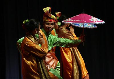 Teater Tradisional Mak Yong