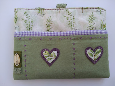 organizador bolso, bag organizer, costura, couture, sewing, bourse, fieltro, felt, feutrine, appliqué, bordado, embroidery, broderie