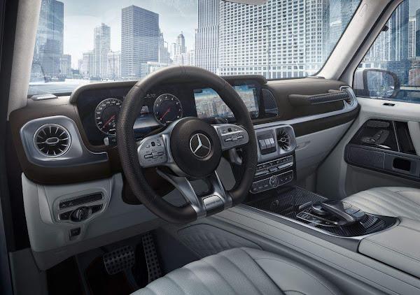 Mercedes-AMG G 63 Magno Edition chega ao Brasil - Preço R$ 2 milhões