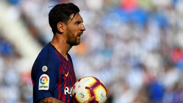 Lionel Messi Ingin Perbaiki Tendangan Penaltinya