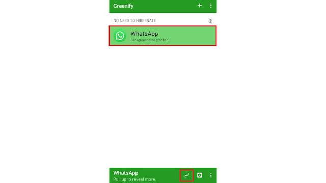 Cara Menonaktifkan WhatsApp dengan Aplikasi