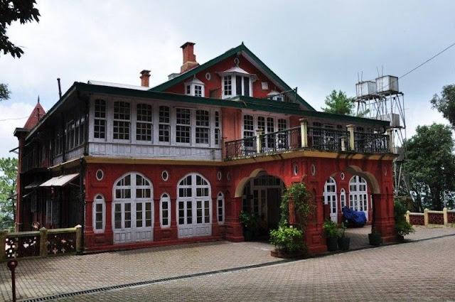 Shimla Attraction - Manorville Mansion