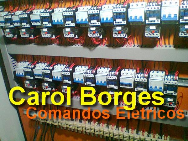 Curso Gratuito Comandos Elétricos - Carol Borges