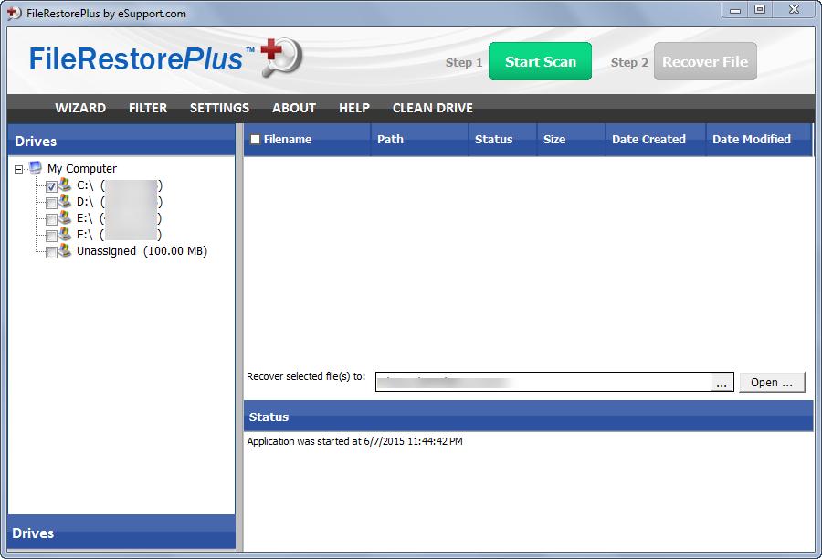 FileRestorePlus 3.0.6.604 Activated