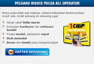 Bisnis Pulsa Online Dan Mudah Pendaftaran Gratis - ISTANA ...